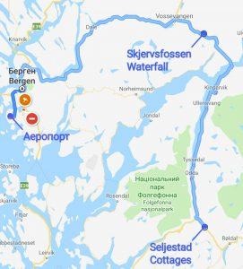 Норвегія самостійно. Язик Троля, м'ясо кита і довгі тунелі