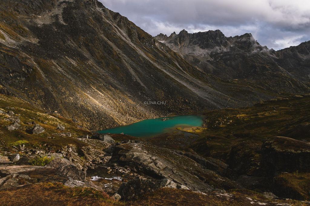 Аляска. Путівник у край ведмедів і безмежної криги від фотографа Lina Chu
